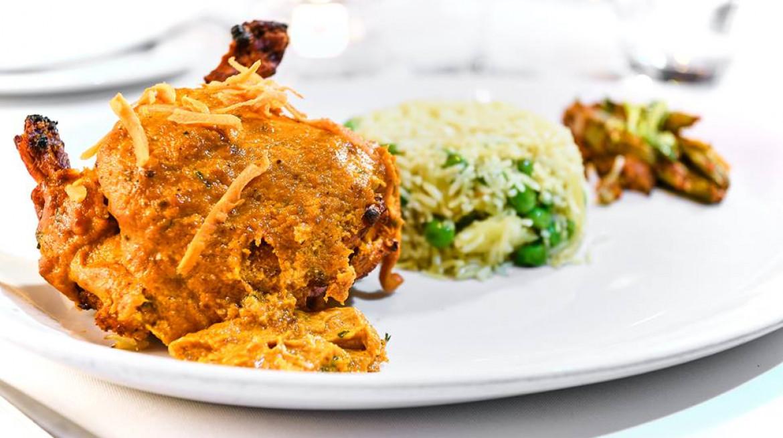 Indian Room food 3