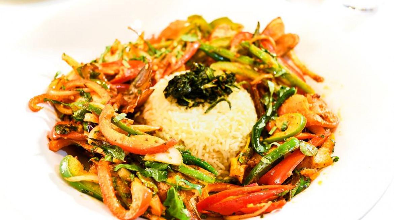 Indian Room food 2