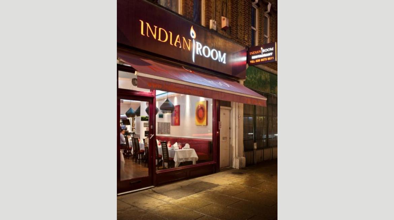 Indian Room restaurant 2