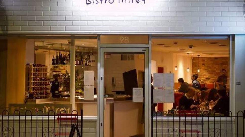 Bistro Mirey Exterior