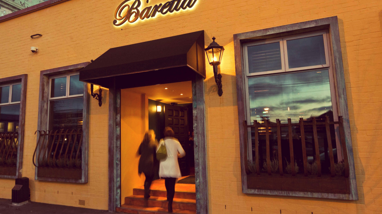 Baretta entry