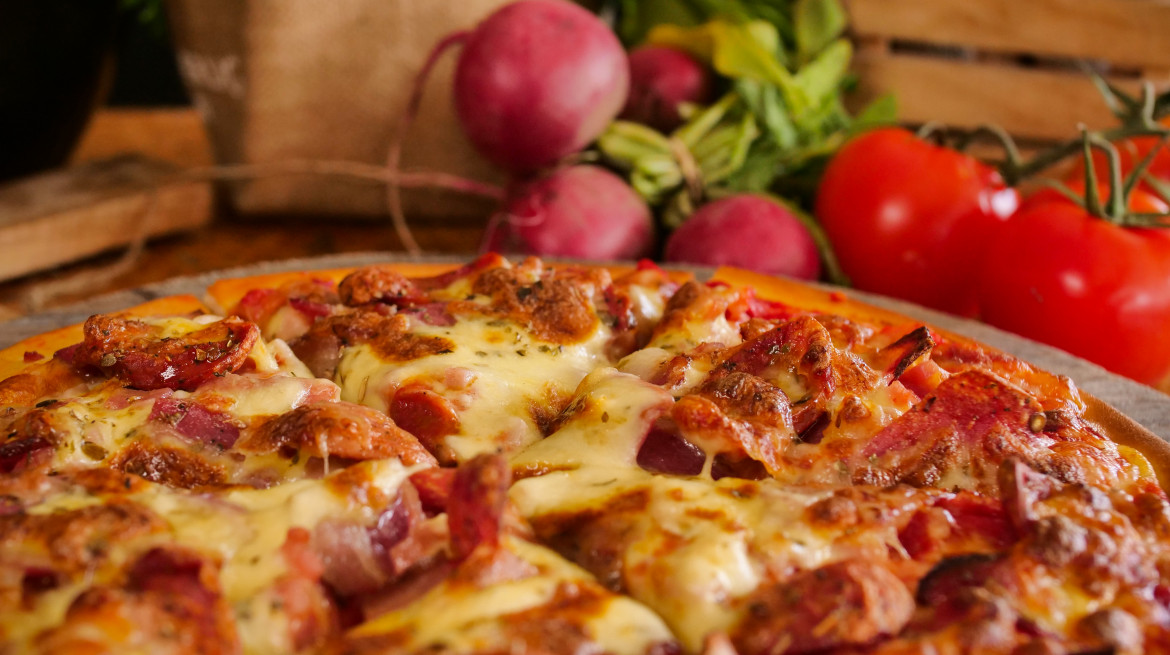meat pizza 2