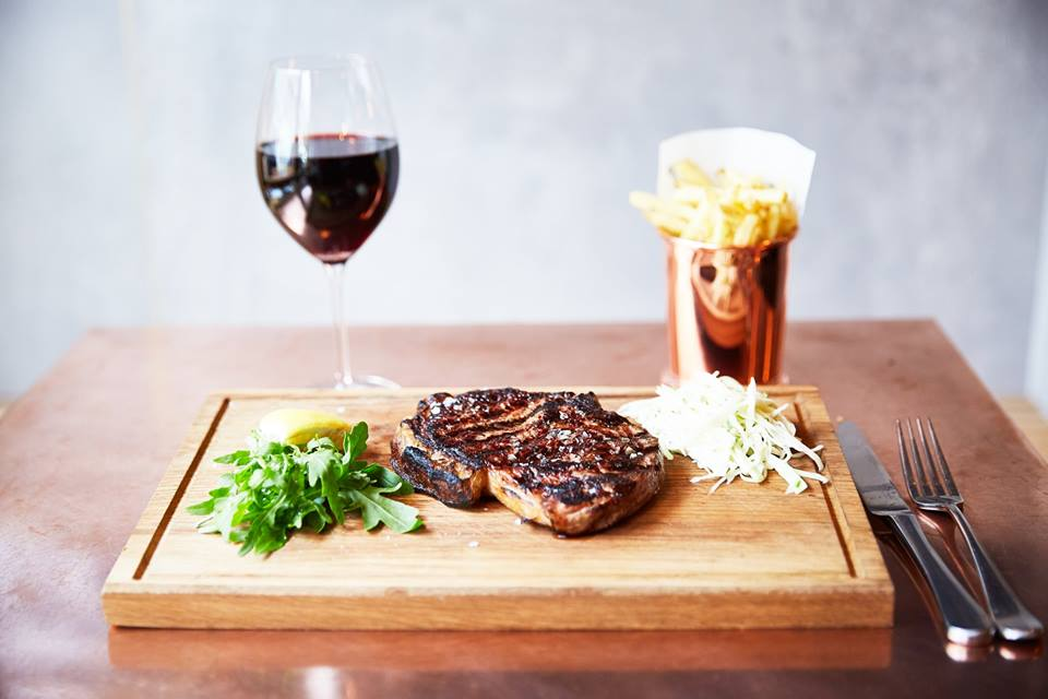Boxcar Butcher & Grill: 50% off the first table of the night