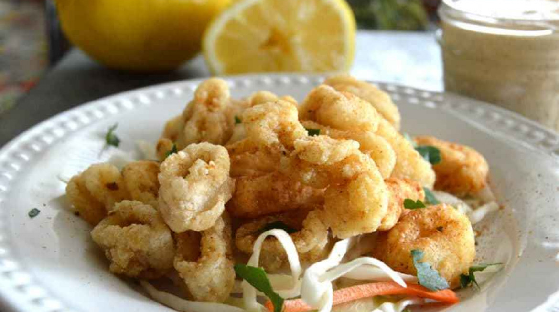 Gluten Free fried calamari 4 e1495678611886