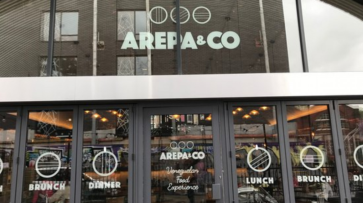 arepa co bethnal green