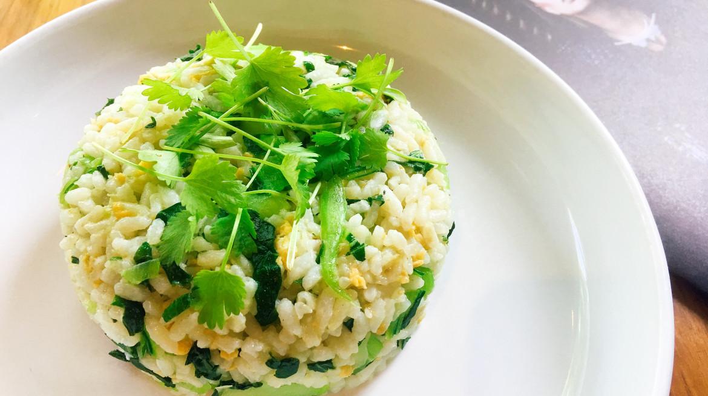 Veg stir fried rice