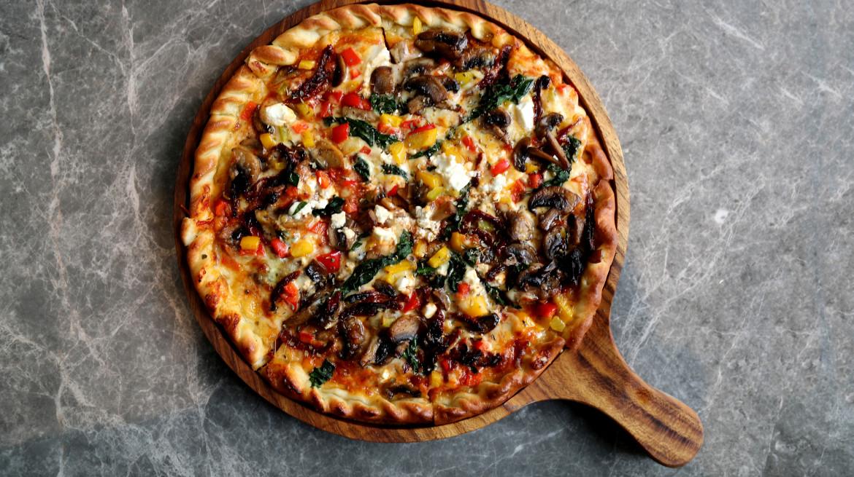 Peri Peri chicken pizza2