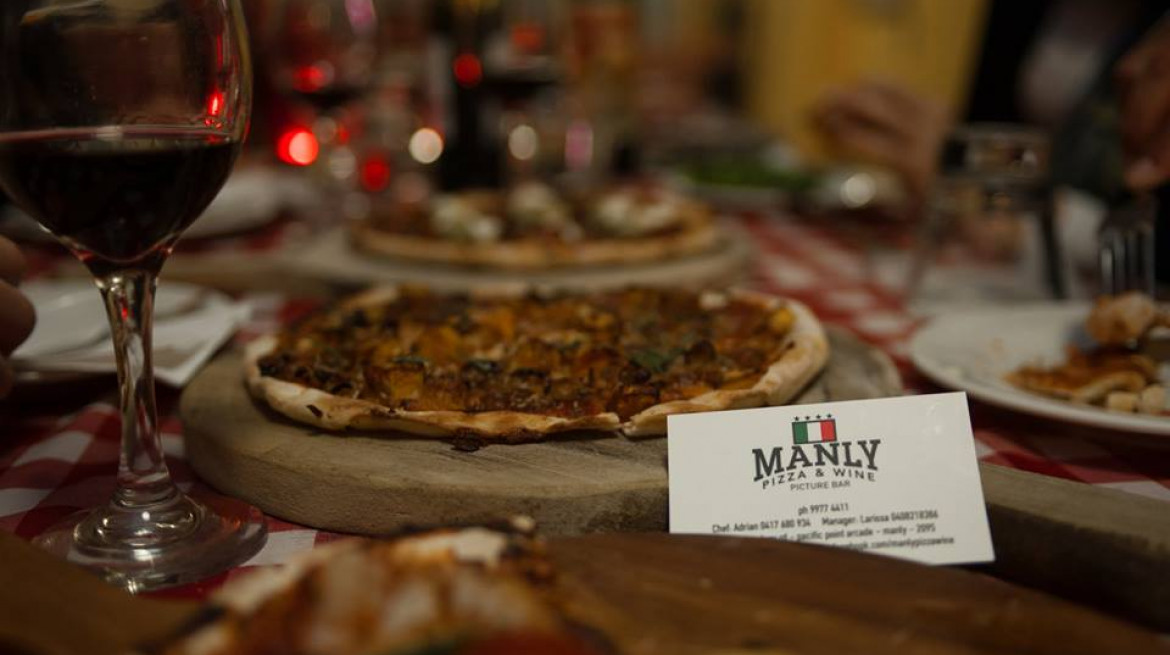 Manly Pizza 12