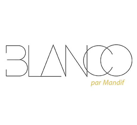 Blanco Par Mandif