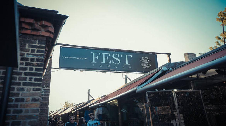 Fest Exterior