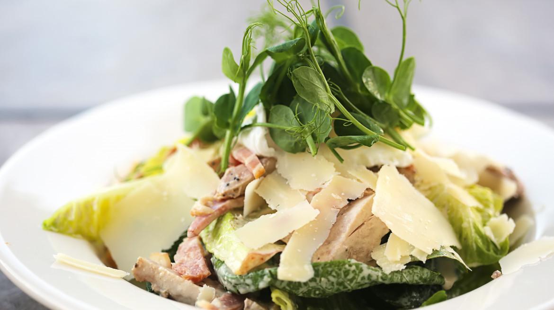 Chix Ceasar Salad