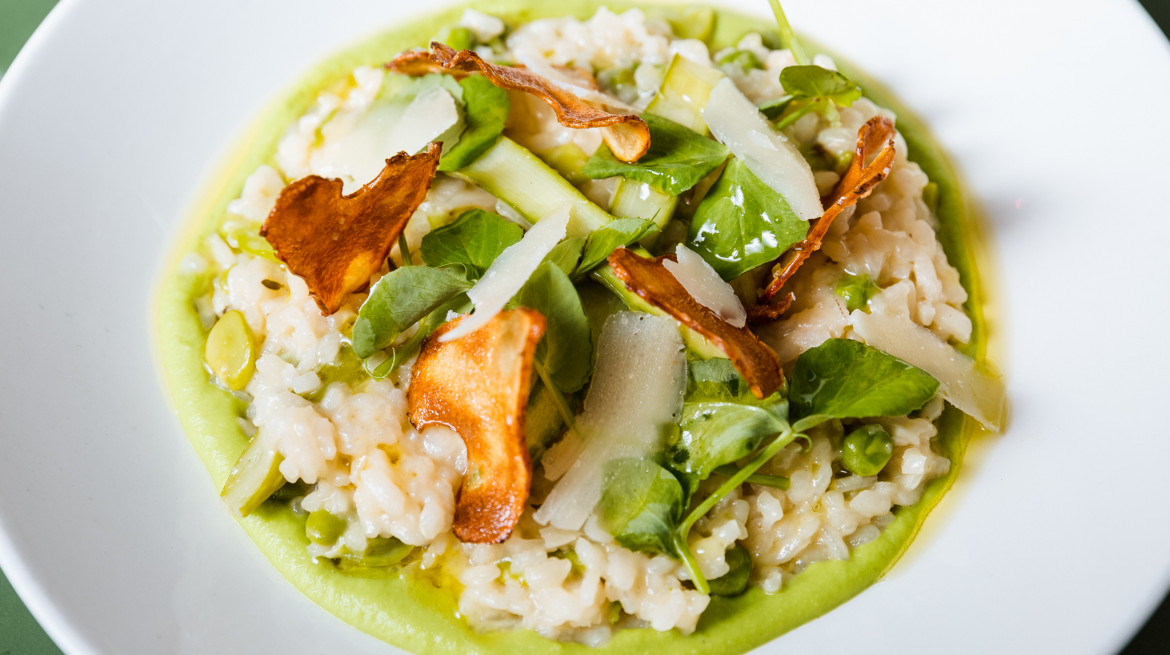 soama food risotto