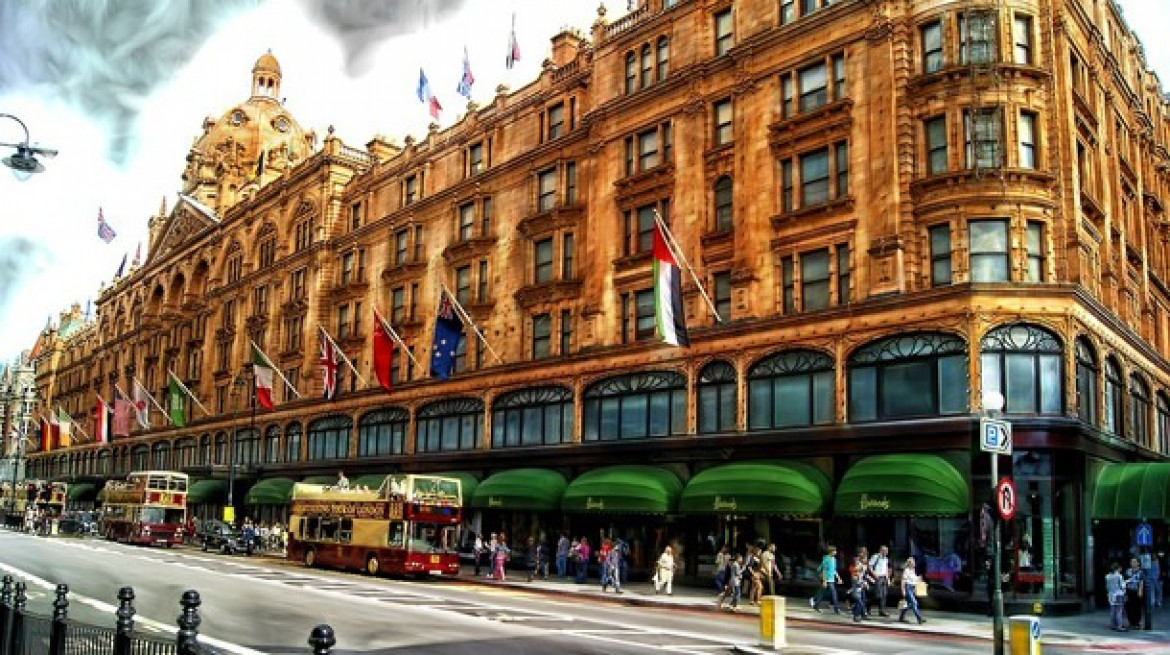 West London Italian to move into Harrods amid the food halls transformation wrbm large