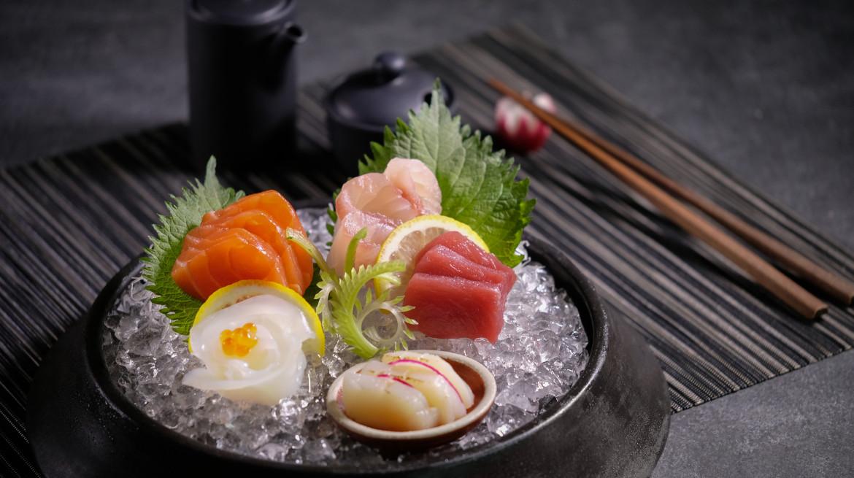 Sashimi Platter 3