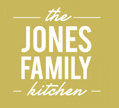 The Jones Family Kitchen