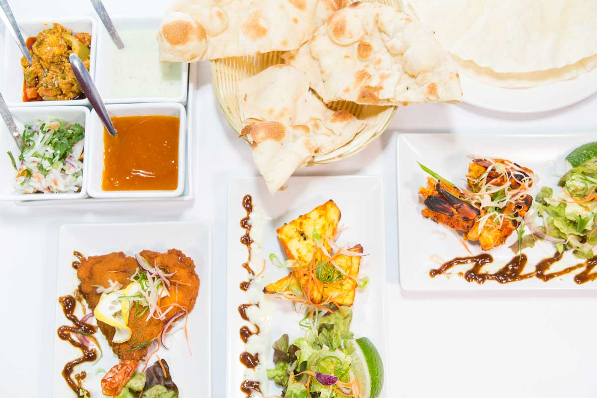 Carte India.India India Restaurant 50 Off The First Table Of The Night