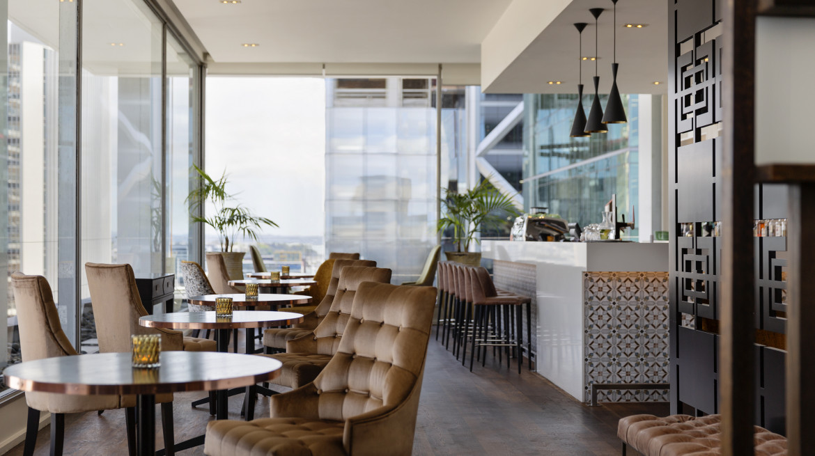 Vue Restaurant: 50% off the first table of the night with