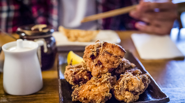Chicken Karaaage