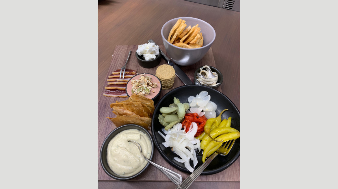 Platter Function May 2019