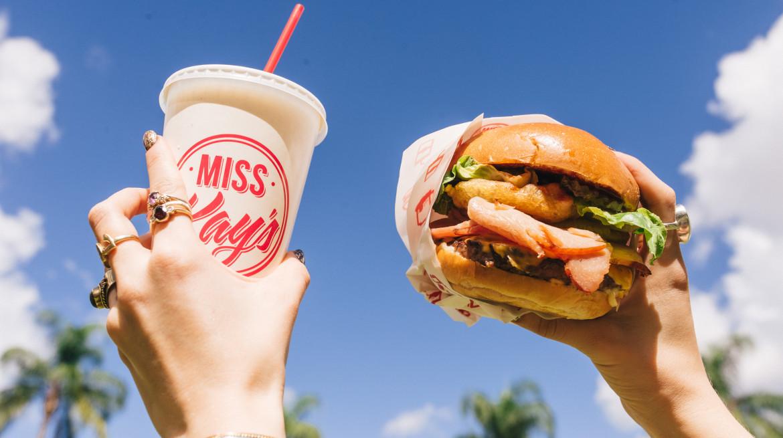 Miss Kays Burger Shoot 545