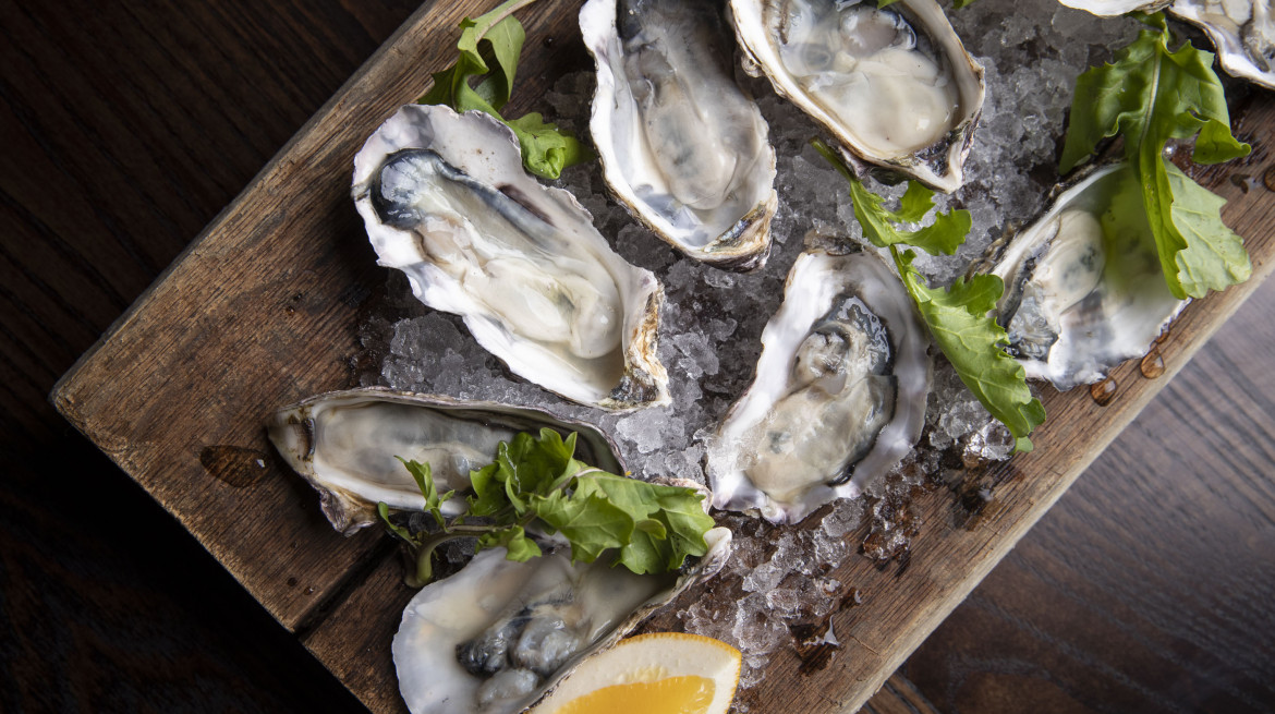 The Grille Oysters