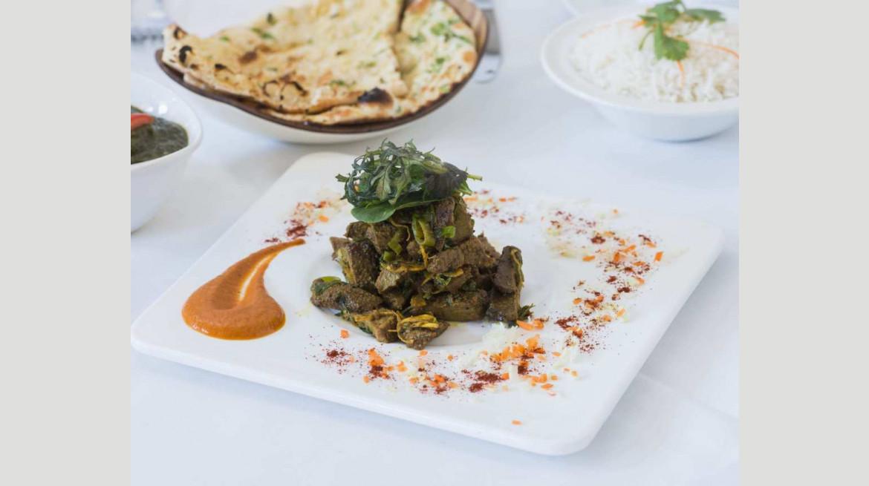 Everest Dine Lamb choila