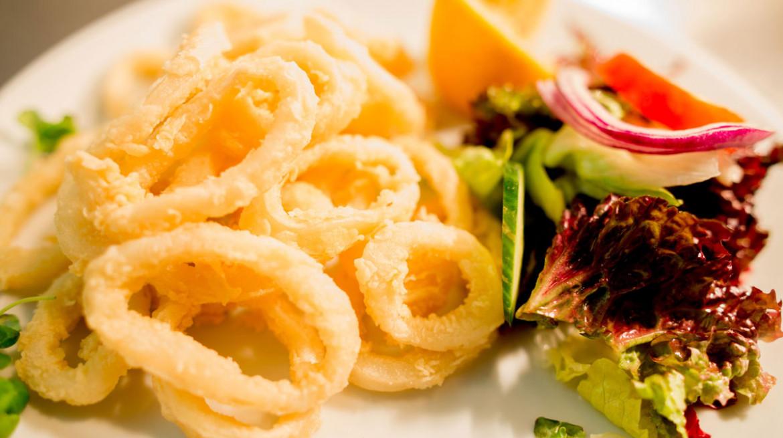 Milano Restaurant Edinburgh Starter