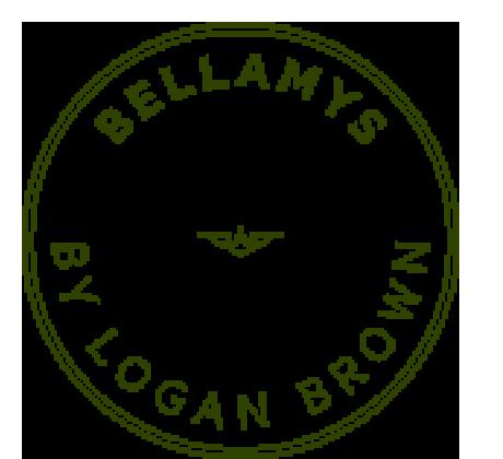 Bellamys by Logan Brown