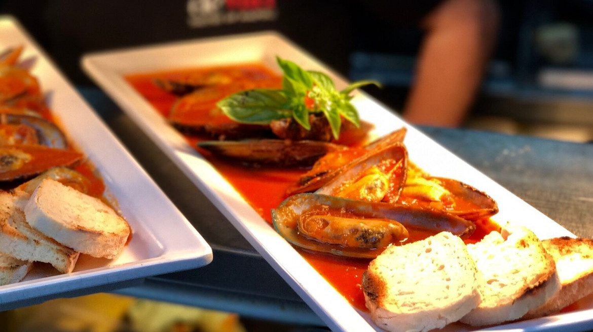 Mussels with Napoletana Sauce preview