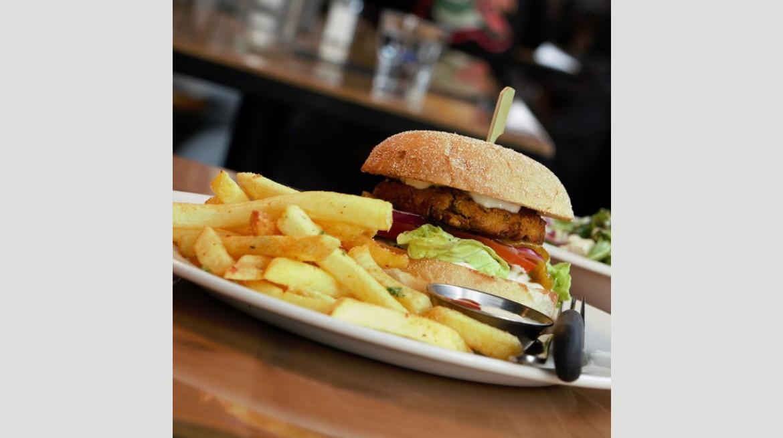 Vege Burger2 1