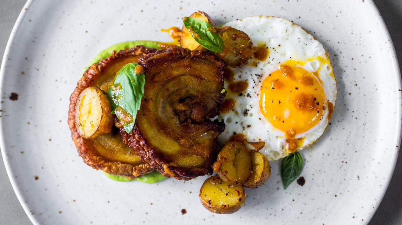 porchetta egg fullcircle ubud bali gianyar