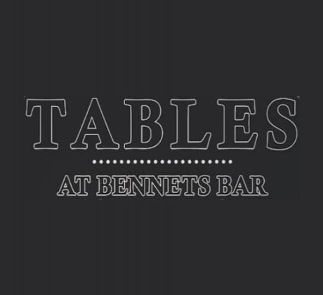 Tables at Bennets