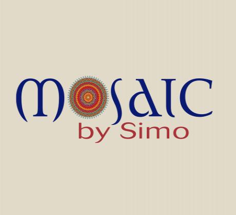 Mosaic by Simo Addington