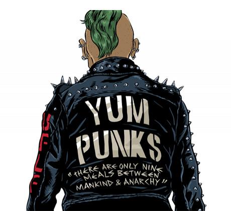 Fang Yum Punks