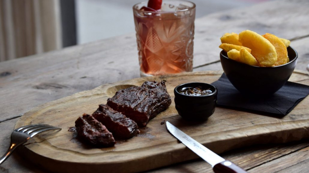 Bavette and Chips with Cherry Chilli MacFashion 3 Photo credit Simon Burrell 1030x686