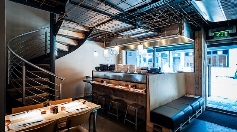 tonkotsu ramen kitchen