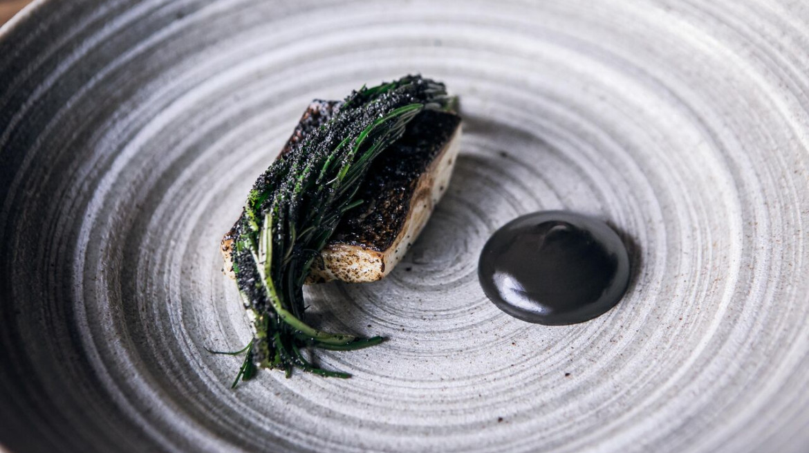 108 Garage Food Seabass monks beard and mussel korma preview