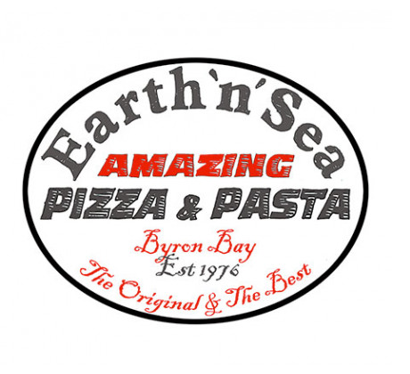Earth 'n' Sea Amazing Pizza and Pasta