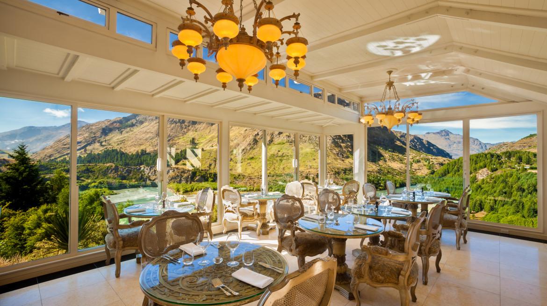 Dinner Restaurant View