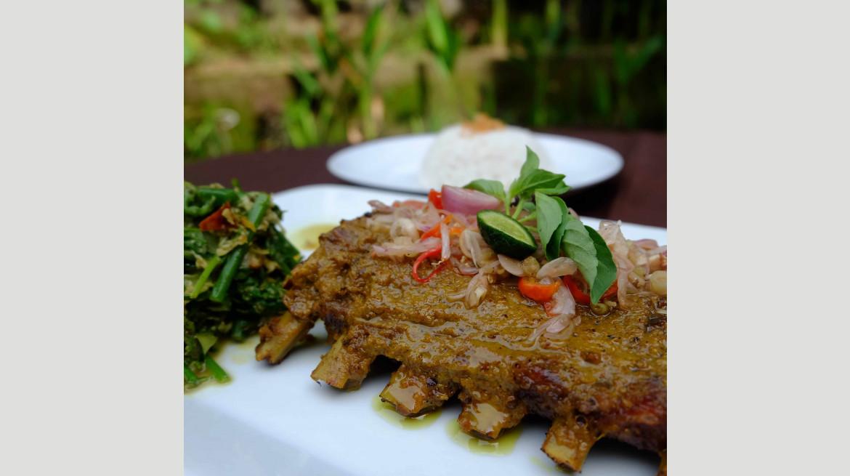 Montins Signature Balinese Pork Ribs