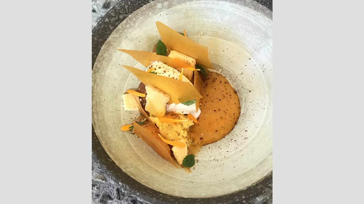 Poached Apricot 5 1