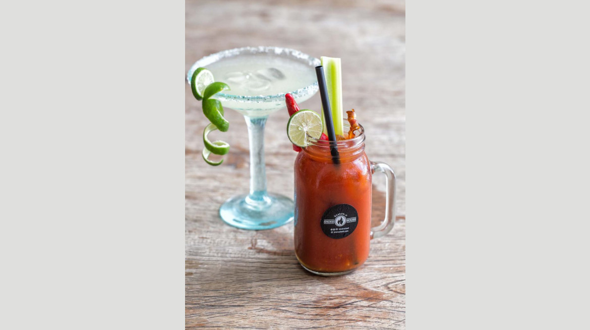 Double Margarita and Smoke House Bloody Mary 687x1030