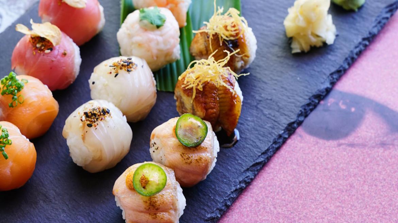 ink sushi combo