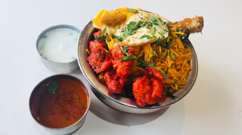 Special Chicken Dum Biriyani