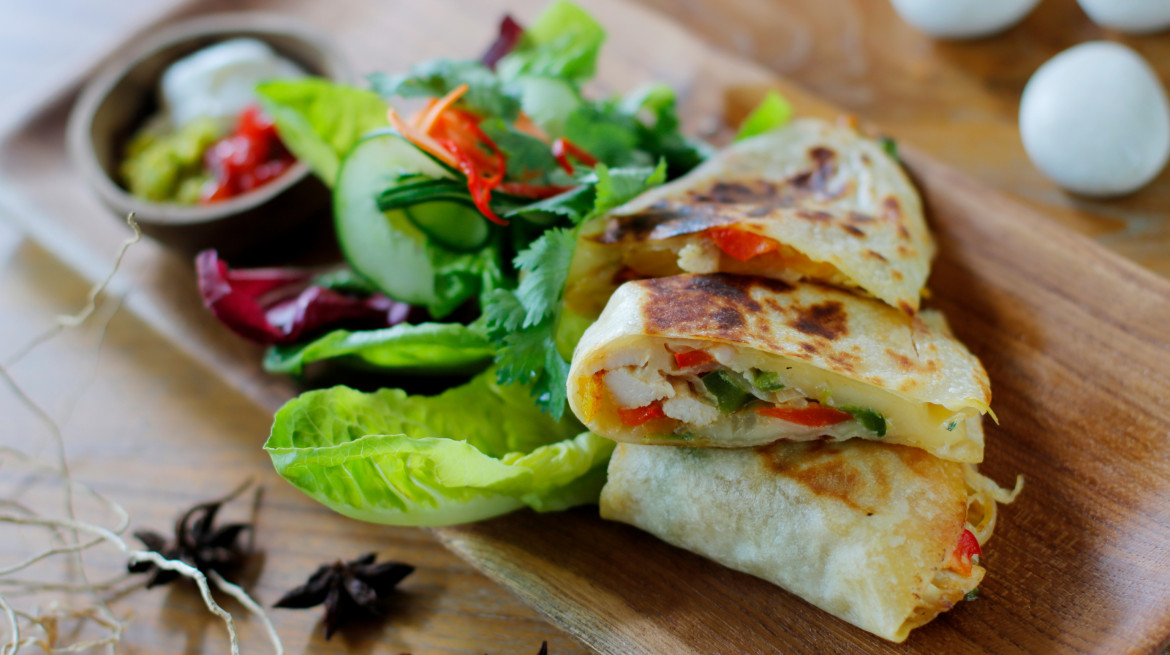 Chicken Quesadila