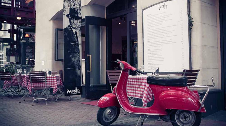 Farellis moped