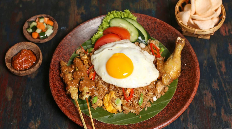 30 v2.Indonesian Nasi Goreng