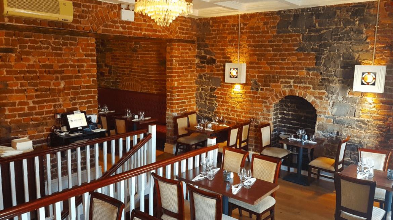 Flanagans townhouse restaurant limerick