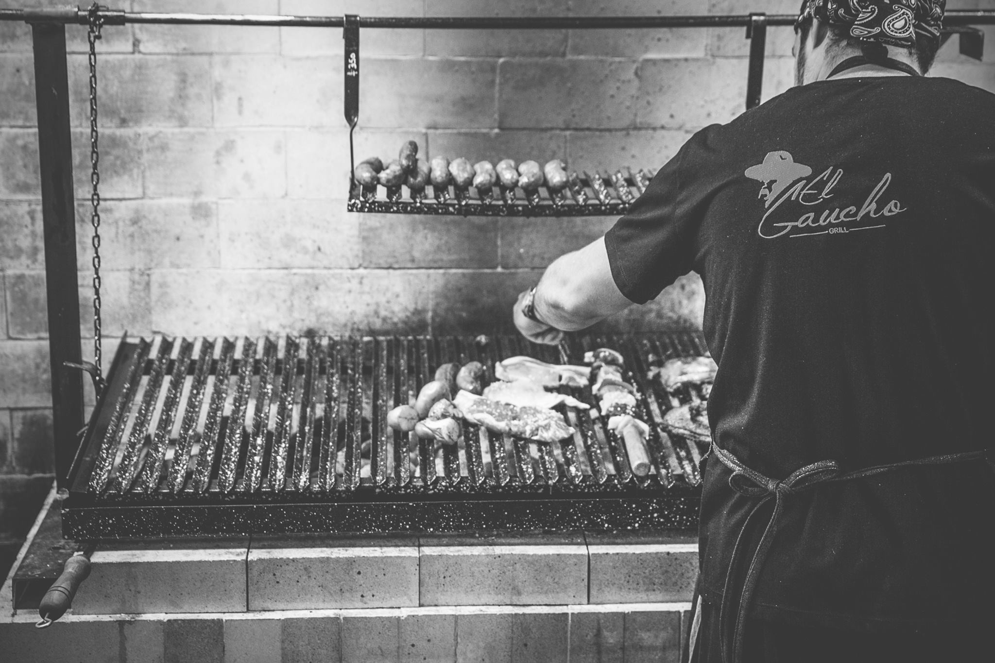 Outdoor Cooking & Eating Just Barbeque El Gaucho