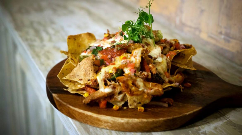 la mexico nachos